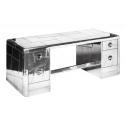 Aluminium Aviator Desk