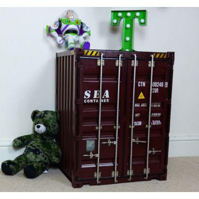 Container Storage Cabinet