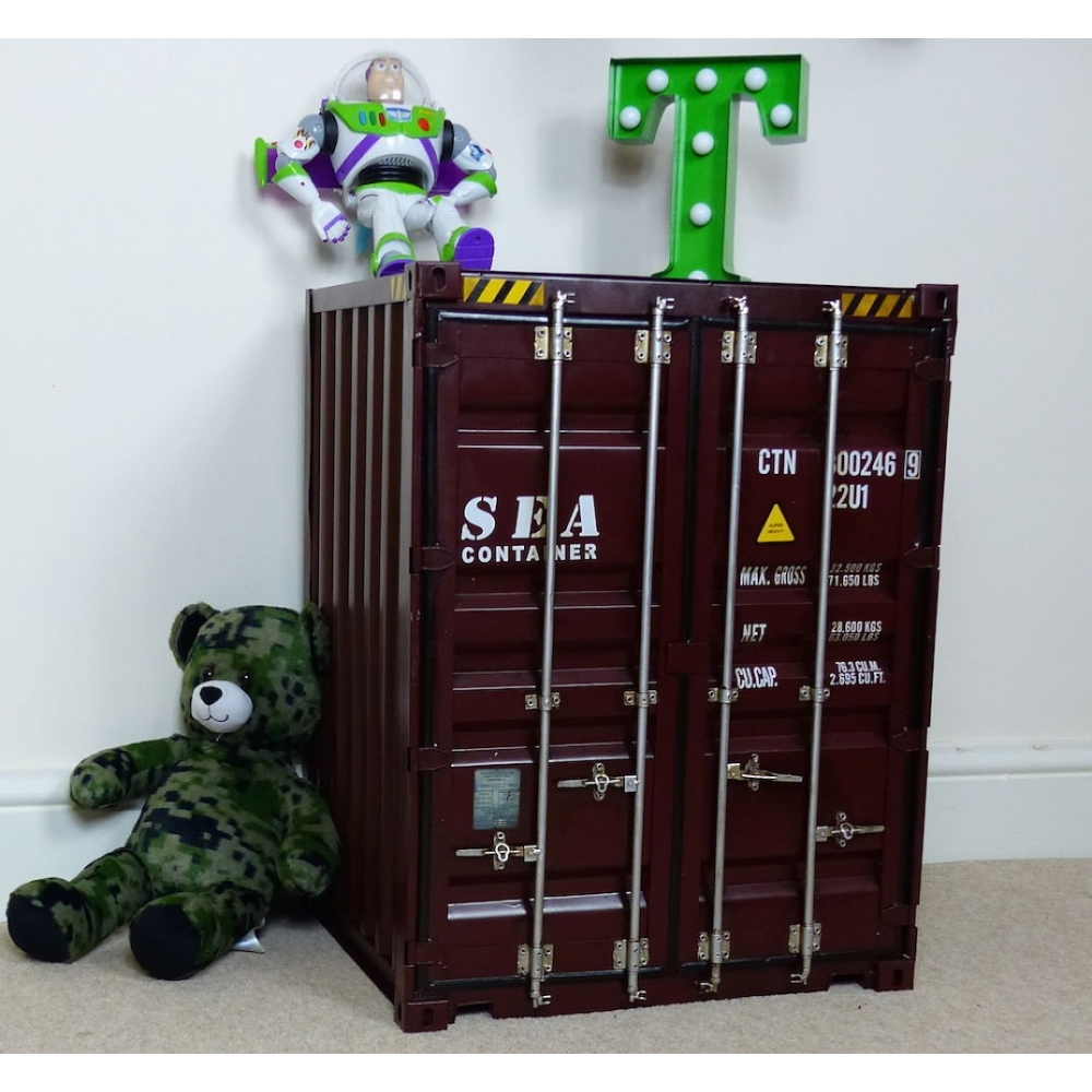The Best Design Retro Toy Storage Ideas By Smithers Of