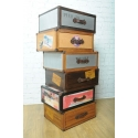Vintage Time Traveller Chest of Drawers