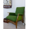 Green Mid Century Chair Home Smithers of Stamford £ 950.00 Store UK, US, EU, AE,BE,CA,DK,FR,DE,IE,IT,MT,NL,NO,ES,SE