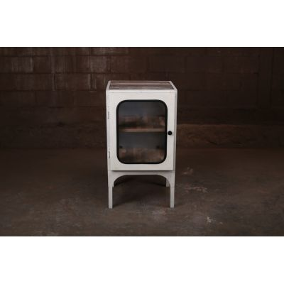 Knickerbocker Glass Cabinet Industrial Furniture Smithers of Stamford £ 720.00 Store UK, US, EU