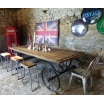 Mail Cart Dining Table Smithers Archives 1,350.00 Store UK, US, EU, AE,BE,CA,DK,FR,DE,IE,IT,MT,NL,NO,ES,SE