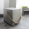 Concrete Cube Stool Vintage Bar Stools Lyon Beton £ 420.00 Store UK, US, EU, AE,BE,CA,DK,FR,DE,IE,IT,MT,NL,NO,ES,SE