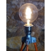 Repurposed Surveyors Lamp Smithers Archives £ 300.00 Store UK, US, EU, AE,BE,CA,DK,FR,DE,IE,IT,MT,NL,NO,ES,SE