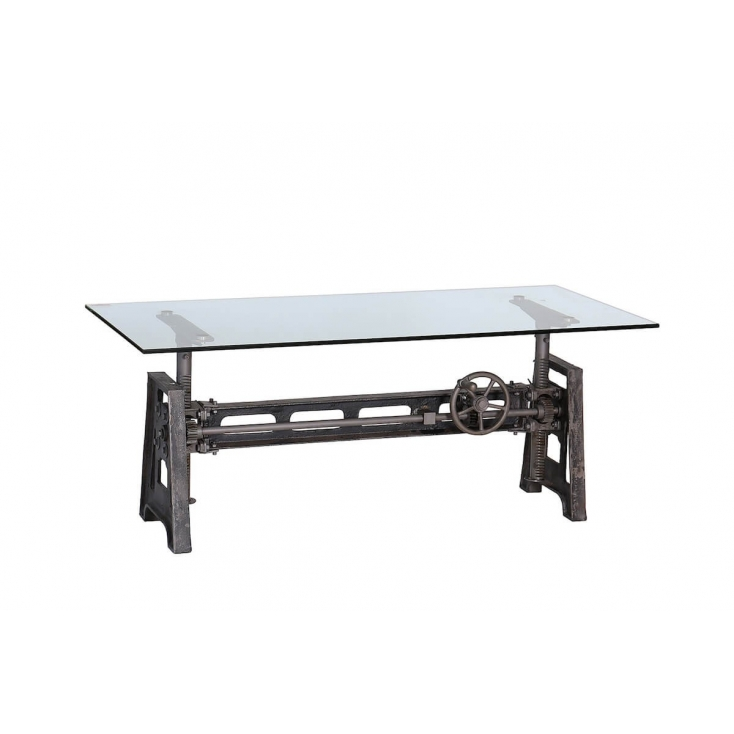 Industrial Crank Coffee Table Home Smithers of Stamford £ 1,200.00 Store UK, US, EU, AE,BE,CA,DK,FR,DE,IE,IT,MT,NL,NO,ES,SE