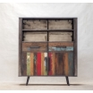 Drum art cabinet