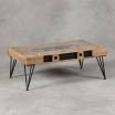 Cassette Tape Designer Coffee Table Home Smithers of Stamford £ 429.00 Store UK, US, EU, AE,BE,CA,DK,FR,DE,IE,IT,MT,NL,NO,ES,SE
