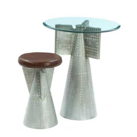 Mohawk Tail Stool Smithers Archives Smithers of Stamford £ 198.00 Store UK, US, EU, AE,BE,CA,DK,FR,DE,IE,IT,MT,NL,NO,ES,SE