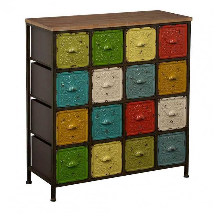 Industrial Chic Chest Home Smithers of Stamford £ 499.00 Store UK, US, EU, AE,BE,CA,DK,FR,DE,IE,IT,MT,NL,NO,ES,SE