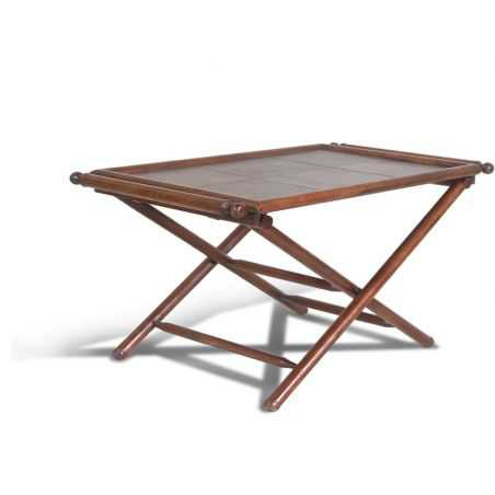 British Colonial Leather Coffee Table Smithers Archives Smithers of Stamford £ 285.00 Store UK, US, EU, AE,BE,CA,DK,FR,DE,IE,...