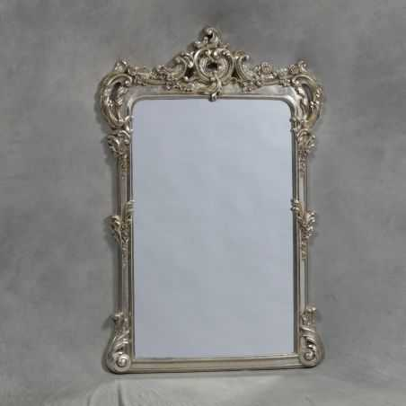 Antiqued Silver Mirror Smithers Archives Smithers of Stamford £ 252.00 Store UK, US, EU, AE,BE,CA,DK,FR,DE,IE,IT,MT,NL,NO,ES,SE