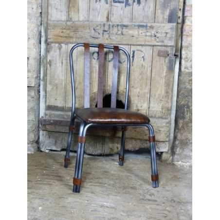 Aviator Iron Chair Smithers Archives Smithers of Stamford £ 264.00 Store UK, US, EU, AE,BE,CA,DK,FR,DE,IE,IT,MT,NL,NO,ES,SE