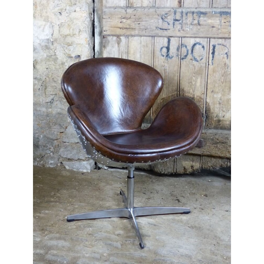 Smith Leather Chairs