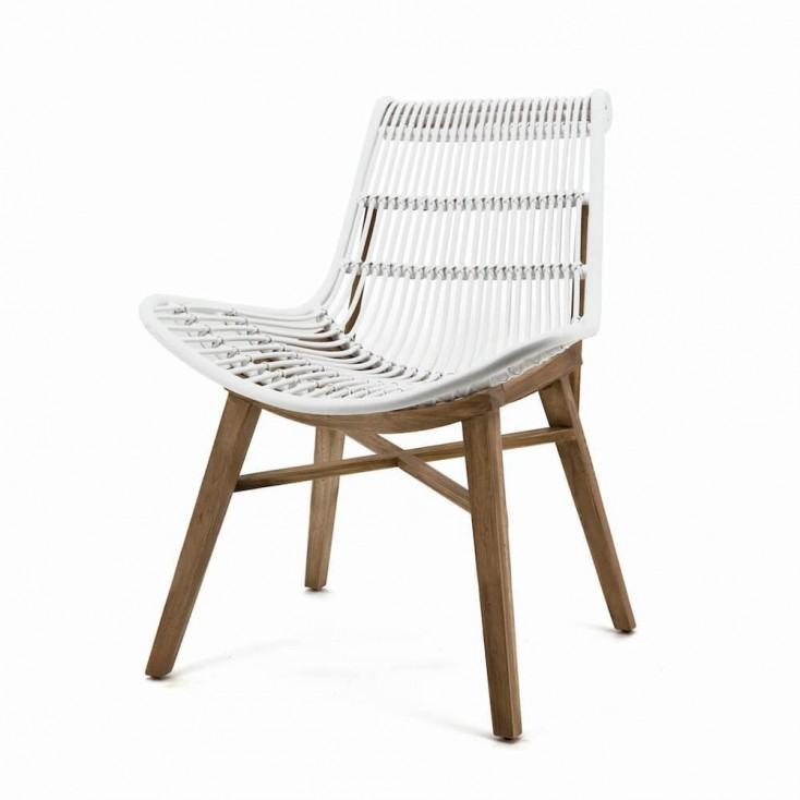 The Retro Cane Chair