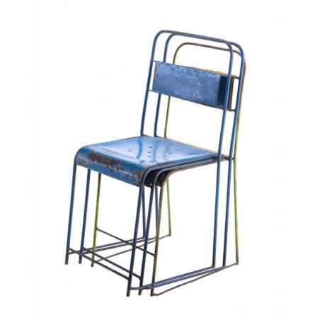 Vintage School Stacking Chairs Industrial Furniture Smithers of Stamford £ 57.00 Store UK, US, EU, AE,BE,CA,DK,FR,DE,IE,IT,MT...
