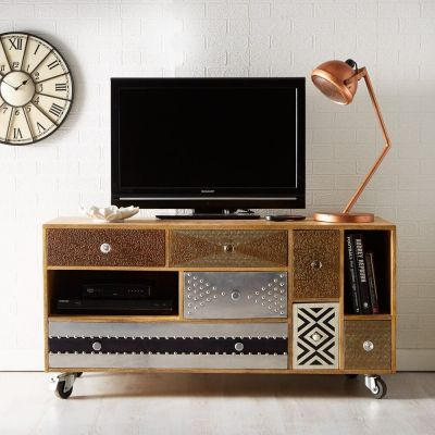 Reclaimed Chic Tv Unit