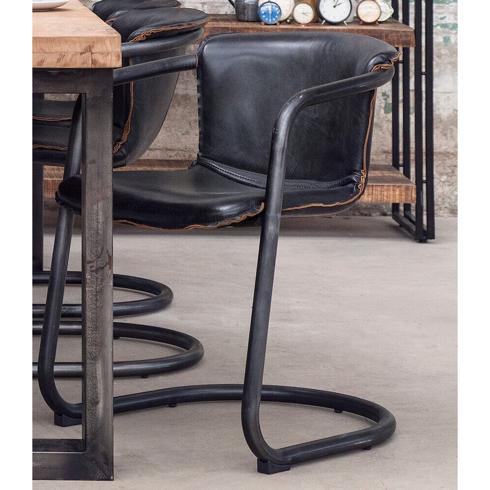 Furniture Store In Stamford Ct: Industrial Dining Chairs At Smithers Of Stamford Furniture