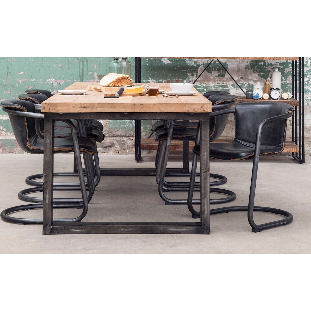 Furniture Stores Stamford: Industrial Dining Chairs At Smithers Of Stamford Furniture
