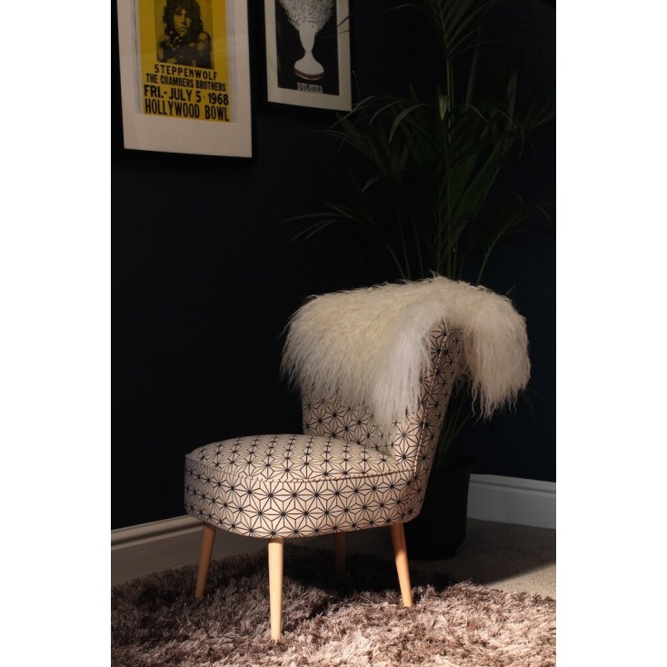 Sheepskin Cocktail Chair Previous Collections Smithers of Stamford 1,350.00 Store UK, US, EU