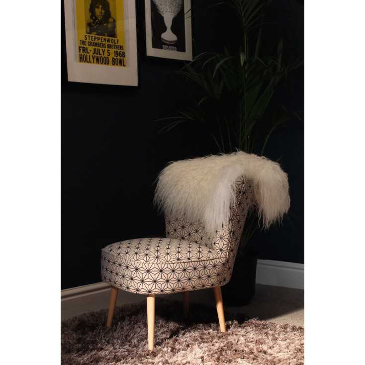 Sheepskin Cocktail Chair Smithers Archives Smithers of Stamford £ 1,350.00 Store UK, US, EU, AE,BE,CA,DK,FR,DE,IE,IT,MT,NL,NO...