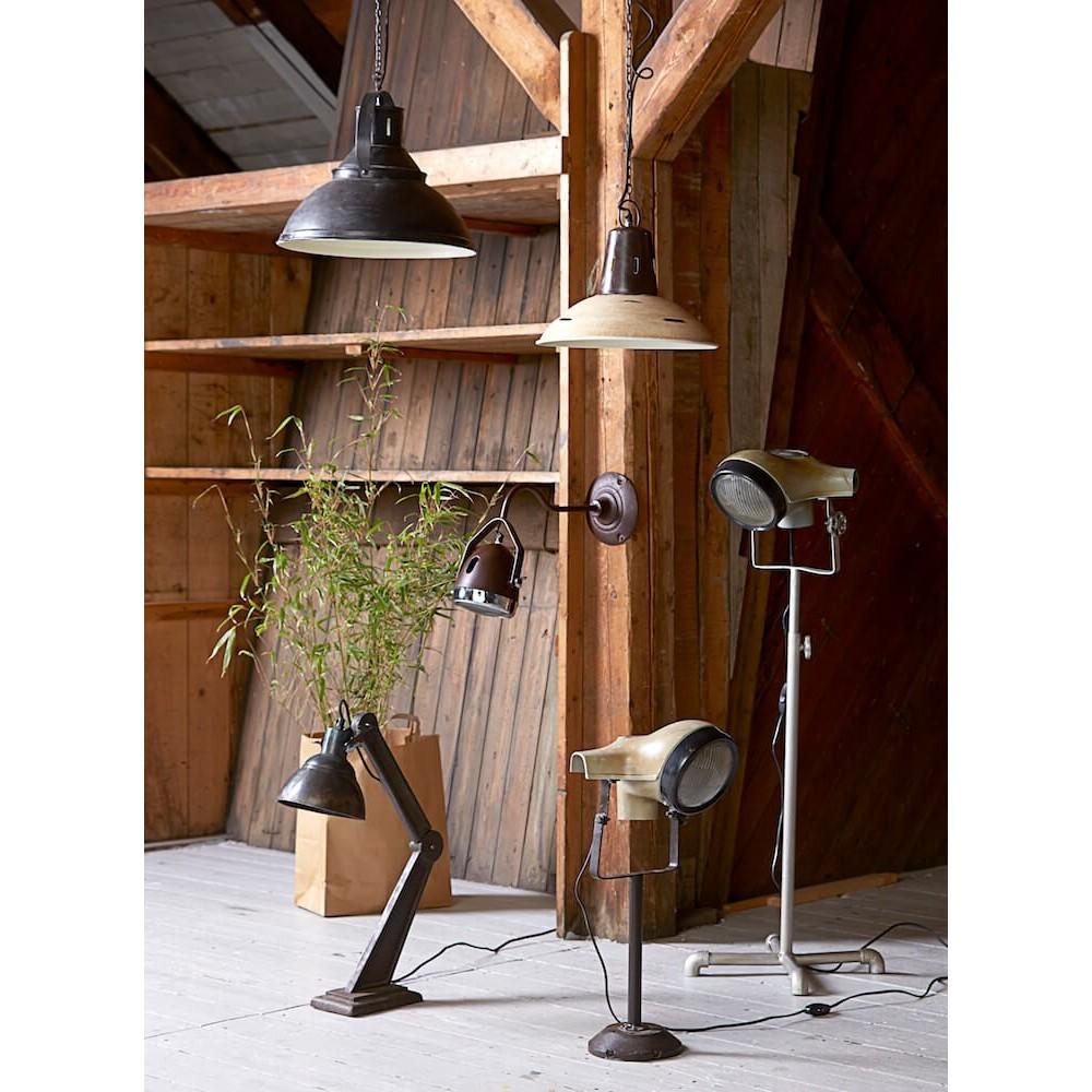Industrial Vintage Unique Vespa Floor Lamp