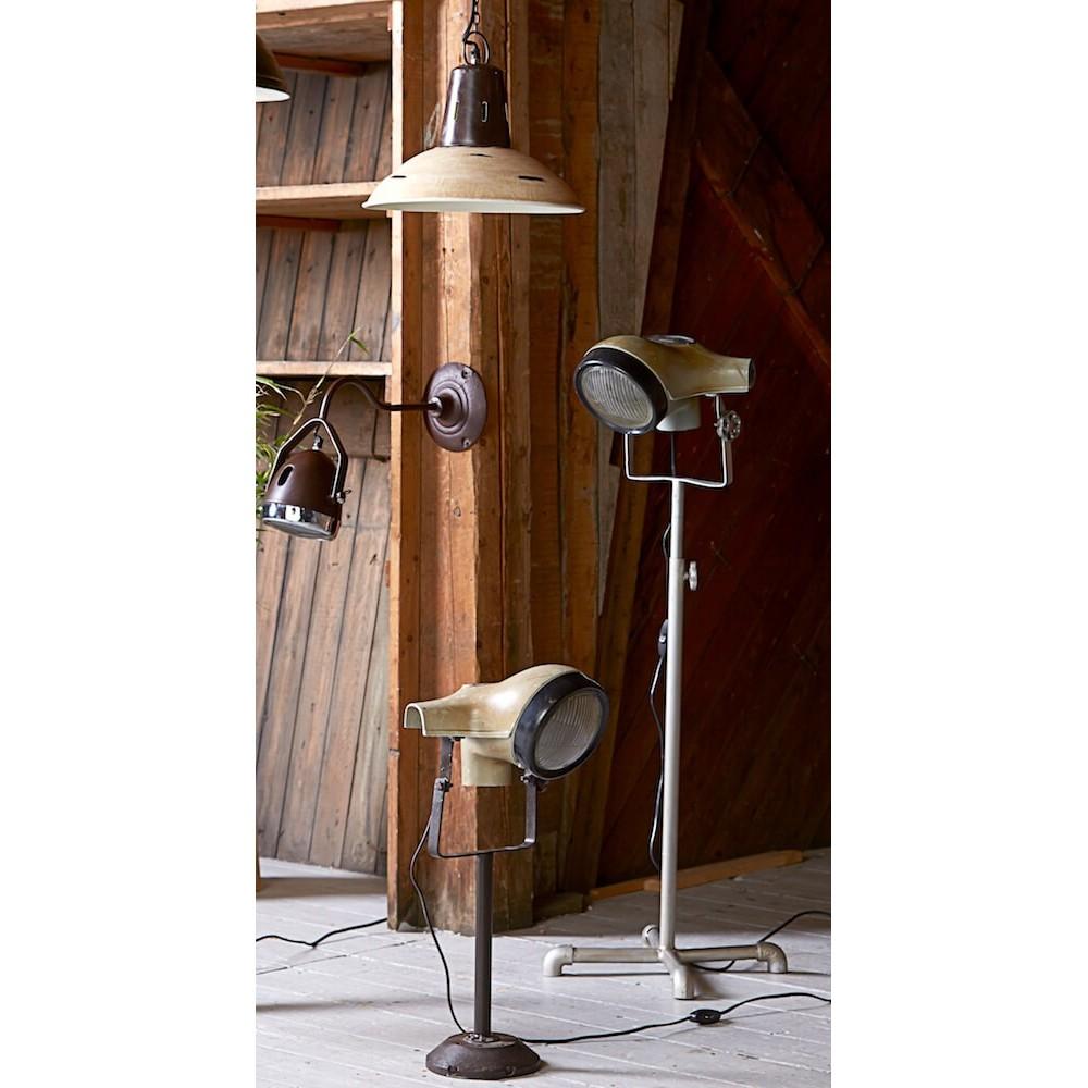 Industrial Vintage Unique Vespa Floor Lamp Vespa Table