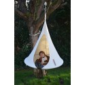 Kids Cacoon Outdoor Swing Seat