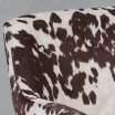 Cowhide Sofa Designer Furniture Smithers of Stamford £ 599.00 Store UK, US, EU