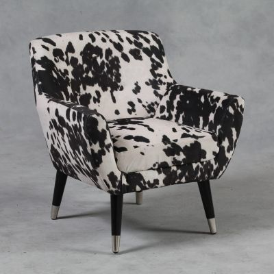 Cowhide Armchair Sofas and Armchairs Smithers of Stamford £ 335.00 Store UK, US, EU