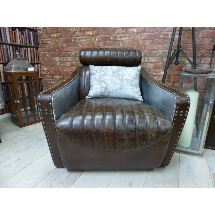 Aviator Spitfire Chair Smithers Archives Smithers of Stamford 1,650.00 Store UK, US, EU, AE,BE,CA,DK,FR,DE,IE,IT,MT,NL,NO,ES,SE