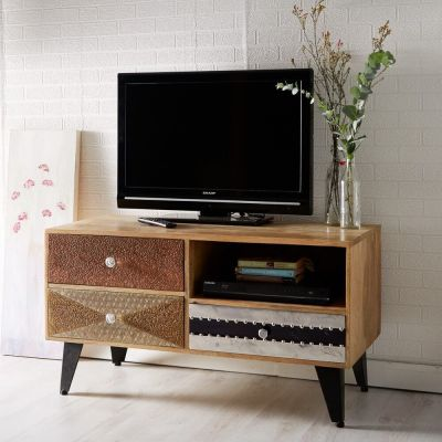 Reclaimed Media Cabinet Reclaimed Wood Furniture £ 477.00 Store UK, US, EU, AE,BE,CA,DK,FR,DE,IE,IT,MT,NL,NO,ES,SE