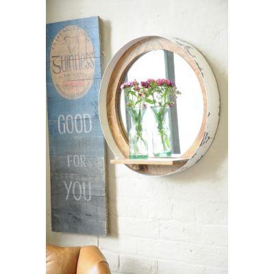 Nautical Porthole Mirror Vintage Mirrors Smithers of Stamford £ 158.00 Store UK, US, EU