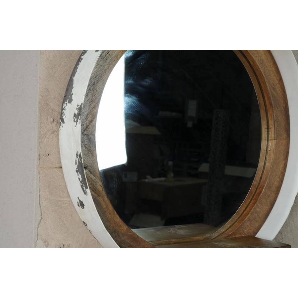 Industrial Themed Vintage Retro Nautical Round Porthole