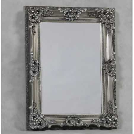 Delaroche Ornate Mirror Smithers Archives Smithers of Stamford £ 287.00 Store UK, US, EU, AE,BE,CA,DK,FR,DE,IE,IT,MT,NL,NO,ES,SE