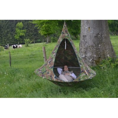 Camouflage Hanging Chair Swing
