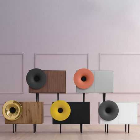 Caruso Sound System Cabinets & Sideboards Miniforms £ 3,350.00 Store UK, US, EU, AE,BE,CA,DK,FR,DE,IE,IT,MT,NL,NO,ES,SE