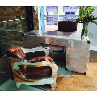 Aviator TomCat Chair Aviation Furniture Smithers of Stamford 2,000.00 Store UK, US, EU