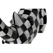 Chequered Rhino Head