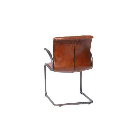Industrial Leather Chair Smithers Archives Smithers of Stamford £ 420.00 Store UK, US, EU, AE,BE,CA,DK,FR,DE,IE,IT,MT,NL,NO,E...