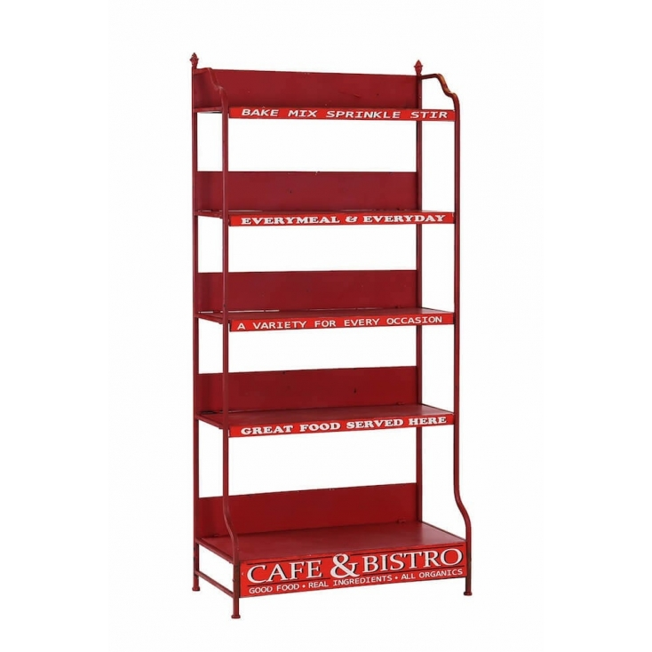 Vintage Cafe Shelving Home Smithers of Stamford £ 275.00 Store UK, US, EU, AE,BE,CA,DK,FR,DE,IE,IT,MT,NL,NO,ES,SE