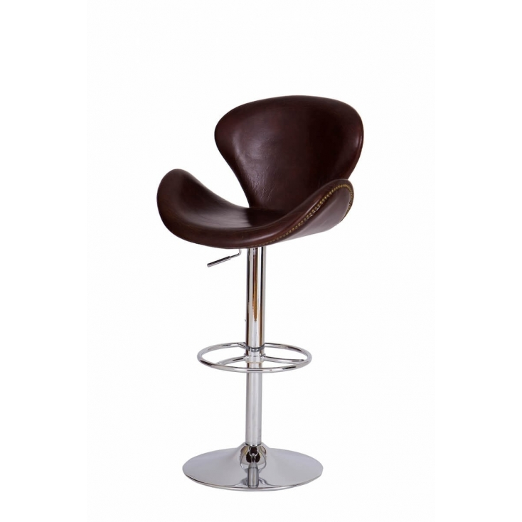 Rawhide Retro Bar Stool
