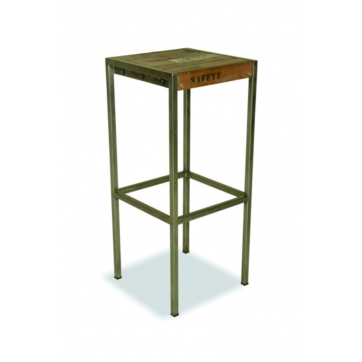 New York Loft Quad Stool Home Smithers of Stamford £ 193.00 Store UK, US, EU