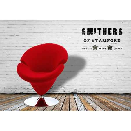 Poppy Chair Smithers Archives Smithers of Stamford £ 293.00 Store UK, US, EU, AE,BE,CA,DK,FR,DE,IE,IT,MT,NL,NO,ES,SE