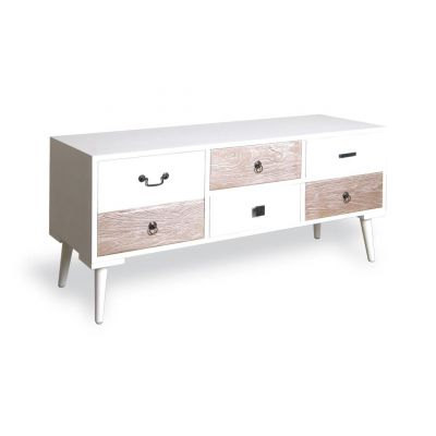 Nose Side Table 6 drawer