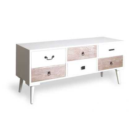 Norse Side Table Drawers Home Smithers of Stamford £ 604.00 Store UK, US, EU, AE,BE,CA,DK,FR,DE,IE,IT,MT,NL,NO,ES,SE