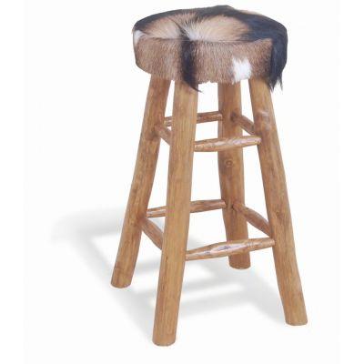 furry looking stool