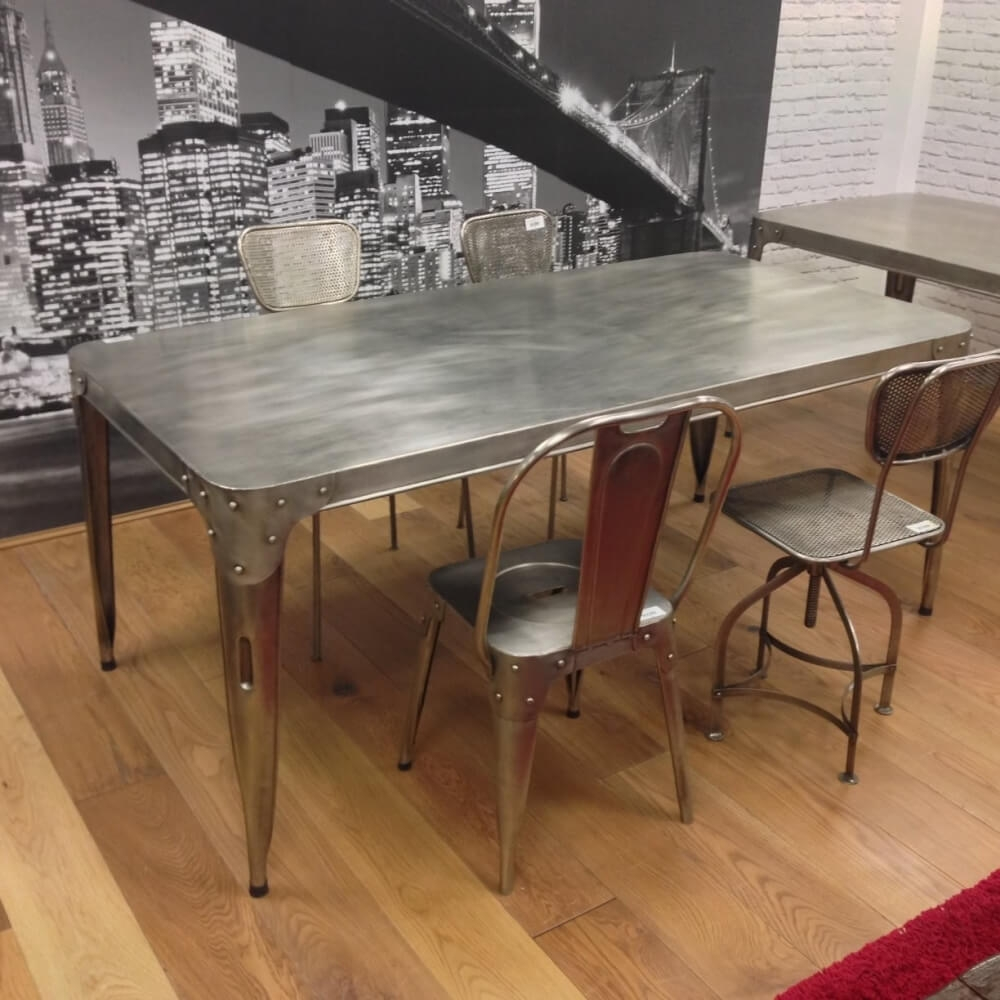 mohawk aircraft dining table - Dining Table Retro