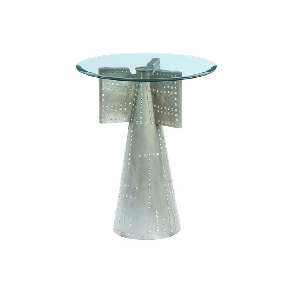 Buy Aviator Glass Coffee Table At Smithers Of Stamford