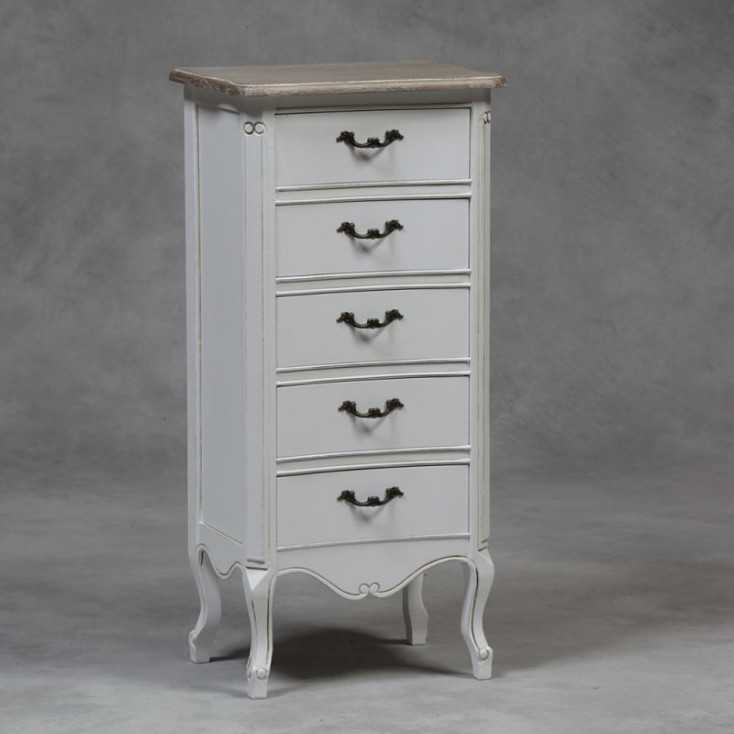 French Tall Chest of Drawers Home Smithers of Stamford £ 360.00 Store UK, US, EU, AE,BE,CA,DK,FR,DE,IE,IT,MT,NL,NO,ES,SE